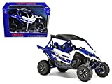 [ヤマハ]Yamaha YXZ 1000R Triple Cylinder Blue Buggy Model 1/18 by New Ray 57813 A 57813A [並行輸入品]