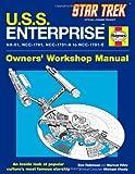Star Trek: U.S.S. Enterprise Haynes Manual [ハードカバー] / Ben Robinson, Marcus Riley (著); Pocket Books/Star Trek (刊)