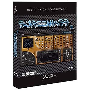 Rob Papen プラグイン ソフトウェア シンセサイザー Sub Boom Bass 2