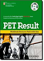 PET Result:: Printed Workbook Resource Pack with Key
