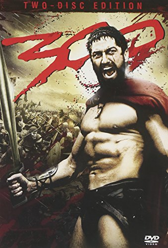 300<スリーハンドレッド>特別版(2枚組) [DVD]の詳細を見る