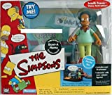 The Simpsons: Bowl - A- Rama with Pin Pal Apu [Toy] [並行輸入品]