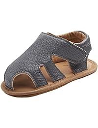 Baoblaze ベビー 幼児 夏 中空 サンダル 靴 シューズ 女の子 トレーニングシューズ ベビー靴 全3色