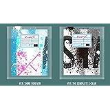 【早期購入特典あり 2枚セット】 MONSTA X SHINE FOREVER 1集 リパッケージ (初回ポスター×2枚付き)( 韓国盤 )(初回限定特典6点)(韓メディアSHOP限定)