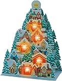 サンリオ(SANRIO) クリスマスカード メロディー 家並みツリー JXPM20-1 S 7420