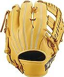 ゼット(ZETT) 軟式野球 グラブ ウイニングロード オールラウンド用 右投げ用 トゥルーイエロー×オークブラウン(5436) サイズ:4 BRGB33150