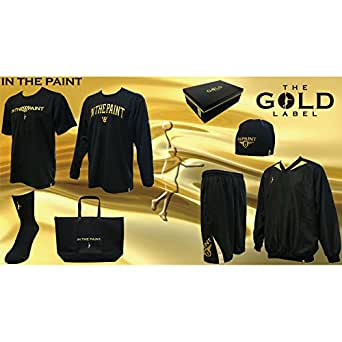 IN THE PAINT(インザペイント) 2017 福袋 GOLD LABEL PACK ITP1700 XXL バスケットボール