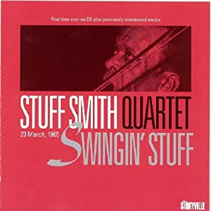 Swingin Stuff by Stuff Quartet Smith
