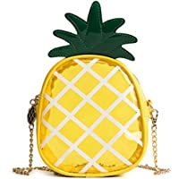 FANCY LOVE Latest Novelty Cute Watermelon Shape Shoulder Mini Bag for Women