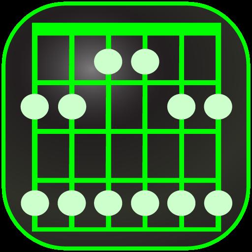 ギターコードを覚えるにはこれ!~簡単スマホアプリ~の画像