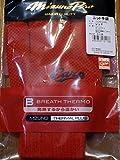(限定300個)広島東洋カープ×ミズノプロ ブレスサーモ ニット手袋(大人用) レッド