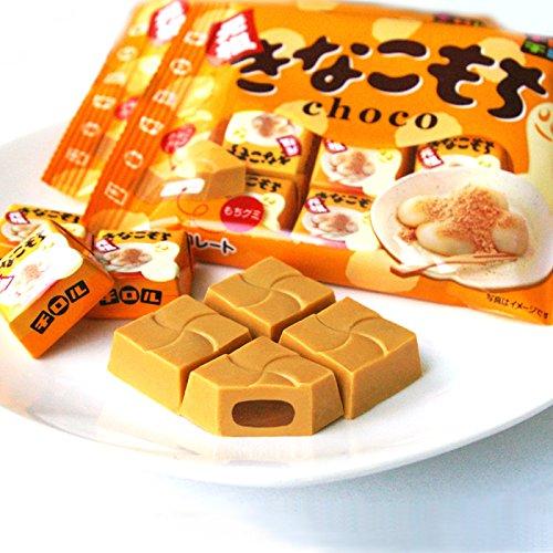 チロルチョコ きなこもち<袋> 7個×10袋 -