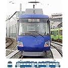 Nゲージ NT85 東急 300系 (303F クラシックブルー)