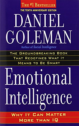 Emotional Intelligence: 10th Anniversary Edition; Why It Can Matter More Than IQの詳細を見る