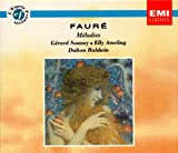 Faure;Melodies