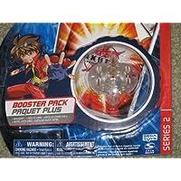 Bakugan Battle Brawlers Booster Pack Series 2 - Translucent Clear Hynoid by Bakugan [並行輸入品]