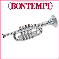 Bontempi(ボンテンピ) / トイトランペット パート1 (TR3831.2 / 323831) 4keys 37cm おもちゃのトランペット 正規輸入品