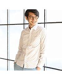 コーエン(メンズ)(coen) ダイヤドビーレギュラーカラーシャツ
