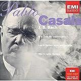 J. S. Bach: The 6 Cello Suites by Pablo Casals (2003-12-05)