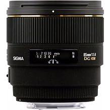 Sigma 85mm f/1.4 Ex DG HSM for Nikon & Bonus Sandisk 32GB SD Card