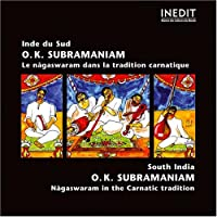 Nagaswaram in Carnatic Trad.