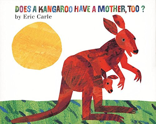 Does a Kangaroo Have a Mother, Too? Board Bookの詳細を見る