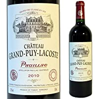 シャトー・グラン・ピュイ・ラコスト 2010年 750ml 赤 Chateau Grand-Puy Lacoste 2010 Pauillac
