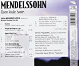 Mendelssohn: Vocal Sacral Works 画像