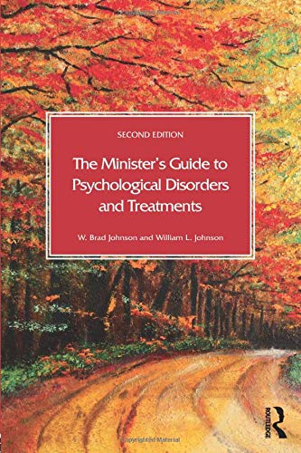 Download The Minister's Guide to Psychological Disorders and Treatments 0415712459