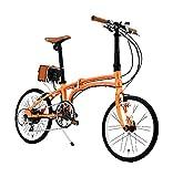 Daytona Pottering Bike(デイトナ ポタリングバイク) 電動アシスト自転車DE01S