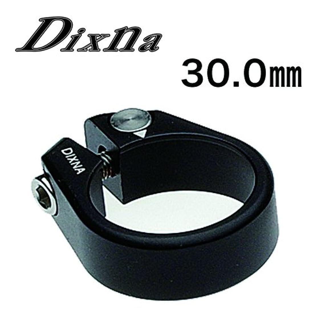 最初に法廷自明DIXNA(ディズナ) バンテージクランプ2 30.0 BK ブラック 30.0