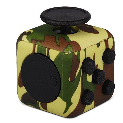 Aoolife Fidget Cube フィジェットキューブ リリーフ ルー...