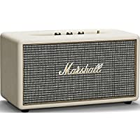 Marshall 04091629 Stanmore Bluetooth Speaker, Cream by Marshall