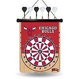 Rico NBA シカゴ・ブルズ マグネットタイプ ダーツボード -