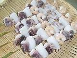 世界の水産物といえばSHUEI 海鮮バーベキュー串 約30g×10本入
