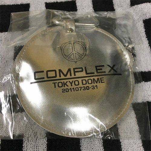 COMPLEX 布袋寅泰 吉川晃司 日本一心 コインケース
