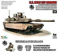 ティーモデル 1/72 M1A2 SEP エイブラムス TUSK 1 w/M153 CROWS 2 アイアンオークリーフセット プラモデル TMOTK7310-I