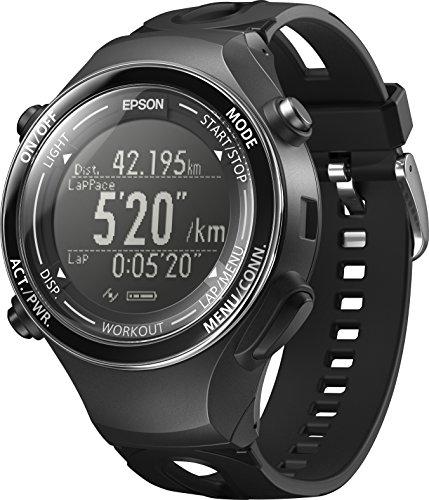 [エプソン リスタブルジーピーエス]EPSON Wristable GPS 腕時計 ランニングウォッチ GPS機能 SF-720Bの詳細を見る