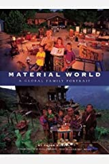 Material World: A Global Family Portrait (Sierra Club Books Publication) ペーパーバック