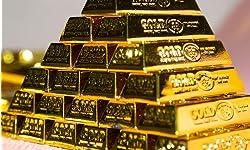幸福の金塊シリーズ♪アクリル金塊パーツ(1袋約380〜400個入)