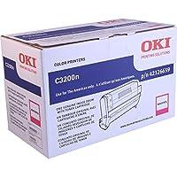OKI c3200シリーズマゼンタイメージドラムShips w / 1000Yieldトナー
