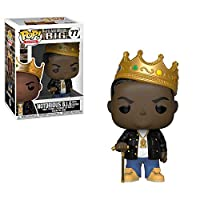 Pop Notorious B.I.G. with Crown Vinyl Figure