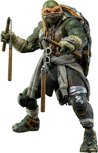 Teenage Mutant Ninja Turtles Michelangelo 1/6スケール ABS&PVC&POM製塗装済み可動フィギュア 2次出荷分