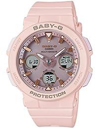 [カシオ] 腕時計 ベビージー BEACH TRAVELER 電波ソーラー BGA-2500-4AJF レディース ピンク