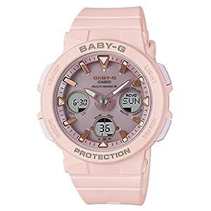 [カシオ]CASIO 腕時計 BABY-G ベビージー ビーチトラベラーシリーズ 電波ソーラー BGA-2500-4AJF レディース