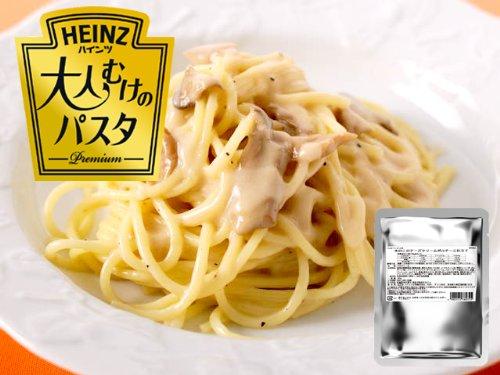 ハインツ 大人むけのパスタ きのこのチーズクリームポルチーニ仕立て 100g