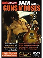 Lick Library: Jam with Guns n' Roses (2 DVD and CD Set). For ギター
