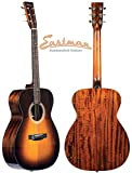 Eastman E10 Orchestra Model Sunburst Traditional Flattop アコースティックギター アコギ ギター (並行輸入)