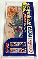 コカコーラ x ワンピース ワンピース スマホスタンド ゾロ anime キャラクター グッズ