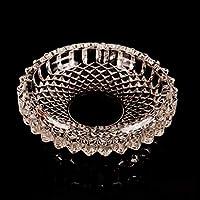 CKH クリエイティブオフィスリビングルームパーソナリティ灰皿バーヨーロッパのクリスタルガラスファッション灰皿